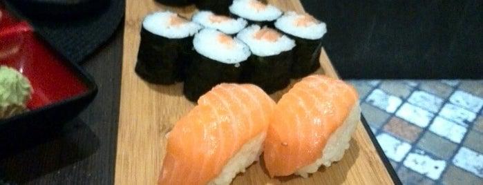 Mizuumi is one of To Eat (Asian).