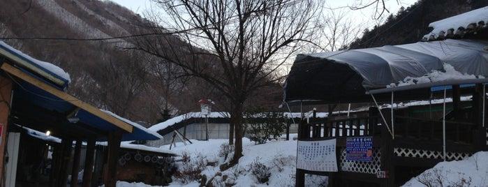 소리산 참숯굽는마을 (참숯가마) is one of 디모테오 님이 저장한 장소.