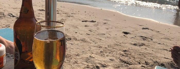 Help Beach and Yacht Club is one of Hatice : понравившиеся места.