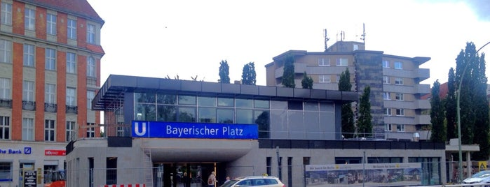 U Bayerischer Platz is one of Svenjaさんのお気に入りスポット.
