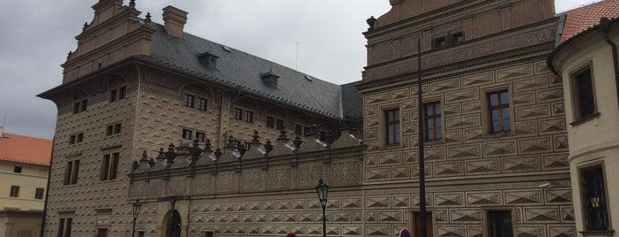 Schwarzenberský palác | Schwarzenberg Palace is one of Pražská muzejní noc 2016 | Prague Museum Night.