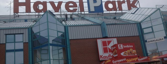 Havelpark is one of Berlin Best: Shops & services.