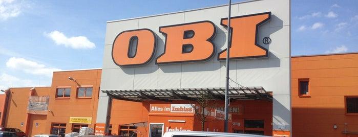 OBI is one of Berlin Spandau.