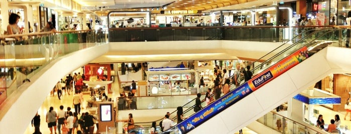CentralPlaza Lardprao is one of •B a r e F o o t•.