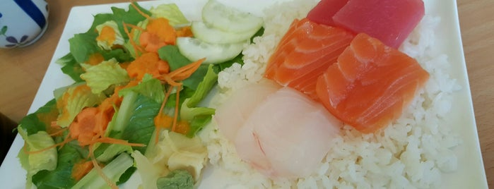 Kyoto Sushi is one of Jersey Eats.
