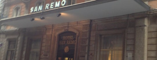 Hotel San Remo is one of Roma Otel.