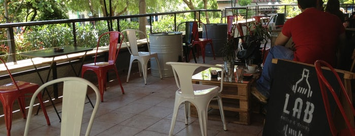 Lab Coffee n' Drinks is one of Bars/Cafes/Restaurants in Courtyards & Terraces.