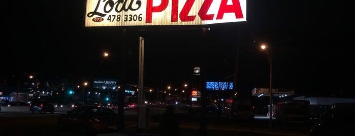 Lodi Pizza is one of Jersey Eats.