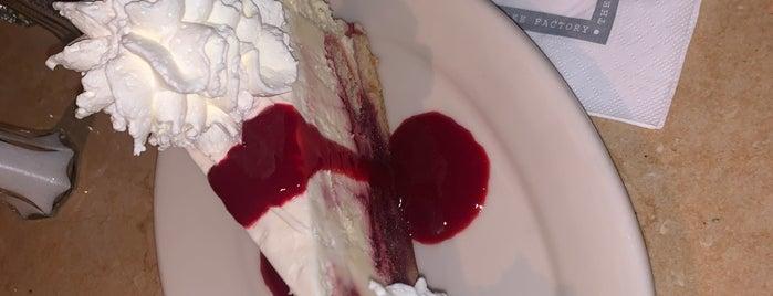 The Cheesecake Factory is one of สถานที่ที่ SV ถูกใจ.