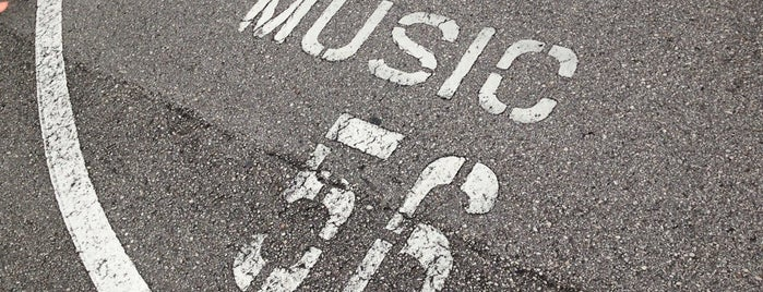 Music Parking Lot is one of Transportation & Misc Disney World Venues.
