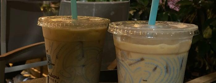 Caribou Coffee is one of Orte, die Koray gefallen.