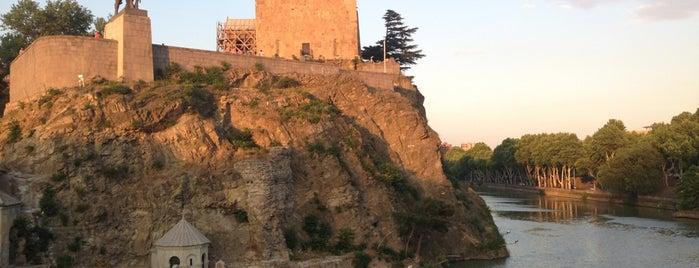 Old Metekhi | ძველი მეტეხი is one of Tbilisi.
