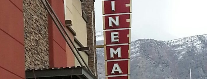 Cinemark is one of Locais curtidos por John.