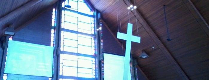 Paróquia Nossa Senhora das Dores (Igreja dos Passarinhos) is one of Locais curtidos por Denise.