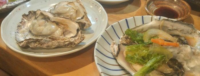 新宿 牡蠣入レ時 is one of Masahiro : понравившиеся места.