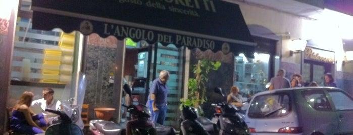 L'angolo del Paradiso is one of Orte, die Antonio gefallen.