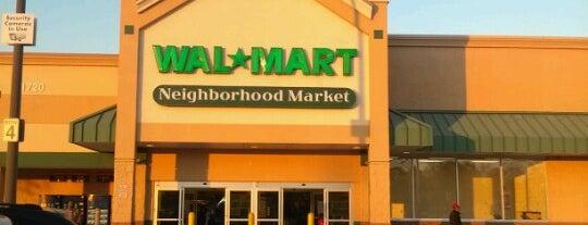 Walmart Neighborhood Market is one of Lugares favoritos de Dawn.