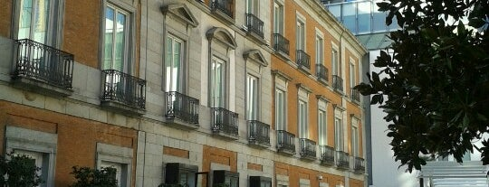 Museo Thyssen-Bornemisza is one of Madrid, Spain.