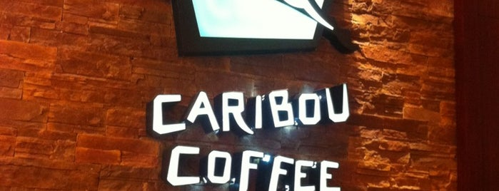 Caribou Coffee is one of Bahrain - The Pearl Of The Gulf.