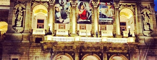Ópera Estatal Húngara is one of Ballin' in Buda & Pest.