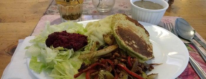 Café La Bendita Yoga is one of Ruta Vegetariana.