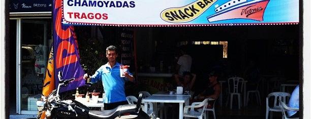 """""""Bar Quito"""" Micheladas y Clamatos is one of Lugares favoritos de Antonio."""