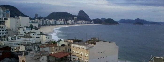 Copacabana Rio Hotel is one of Locais curtidos por Aptraveler.