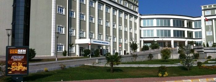 Elektrik Elektronik Mühendisliği is one of Barış ☀️ : понравившиеся места.