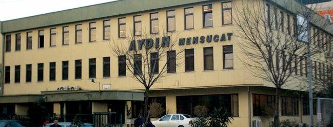 Aydin Mensucat is one of Metin 님이 좋아한 장소.