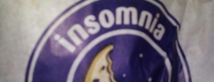 Insomnia Cookies is one of Ela: сохраненные места.