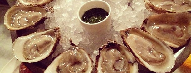 John Dory Oyster Bar is one of 20 Outstanding Oyster Happy Hours in NYC.