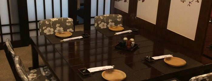 KABUKI - Japanese Cuisine is one of Gespeicherte Orte von Queen.