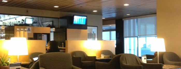 United Club is one of Airports and Airport Lounges.