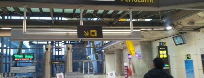 Cercanías Aeropuerto T4 is one of Eli'nin Beğendiği Mekanlar.