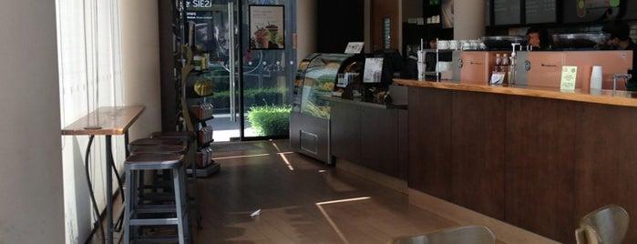 Starbucks is one of Favorite อาหารนานาชาติ (#278).