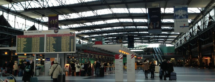 Flughafen Dresden International (DRS) is one of Part 1~International Airports....