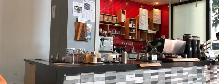 Contraband Coffee Bar is one of SF Oct 2018.