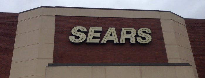 Sears is one of Lieux qui ont plu à Bekah.