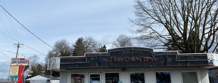 Jim Dandy Drive-In is one of PDX to-do.