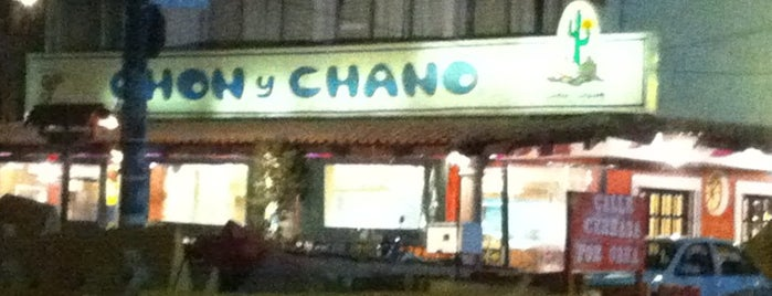 Chon y Chano is one of Orte, die Aline gefallen.