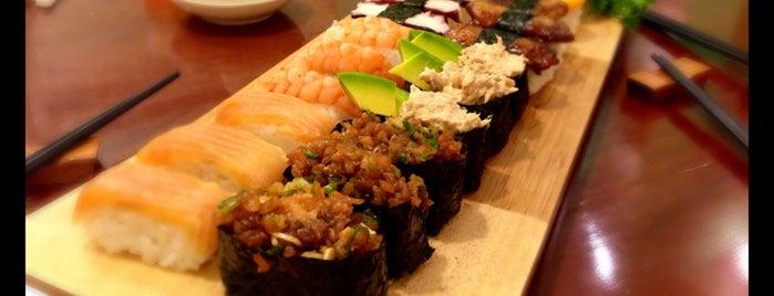 Kuishinbo is one of **Bon Appétit**.