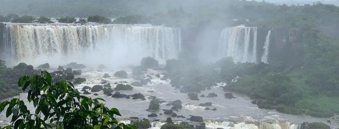 Cataratas do Iguaçu is one of Galdino Farias Santosさんのお気に入りスポット.