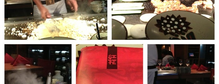 Benihana is one of Lugares favoritos de Bobby.