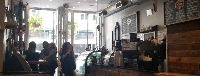 Envie Espresso Bar & Cafe is one of NOLA.