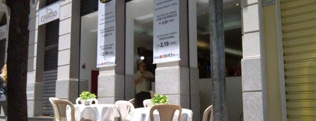 Restaurante Gruta Metropole is one of Posti salvati di Gerson.