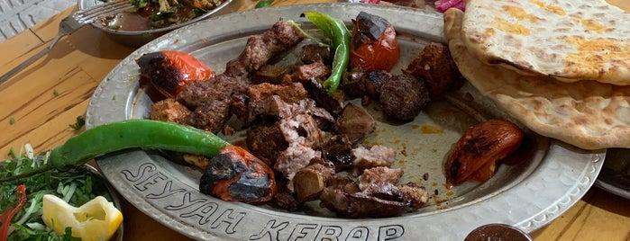 Seyyah Kebap is one of Gidilecek yerler.