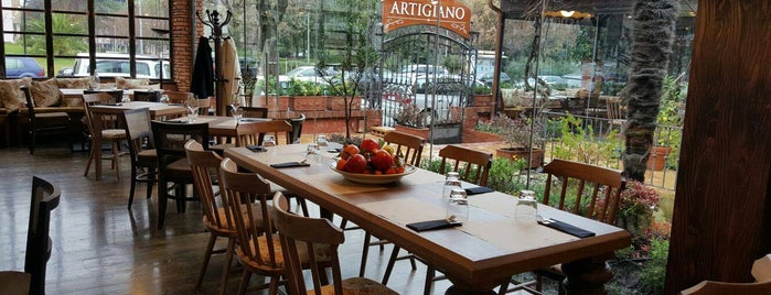 Artigiano at Vila is one of Tirana.