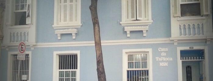 Casa da Tapioca is one of Lieux qui ont plu à Rafael.