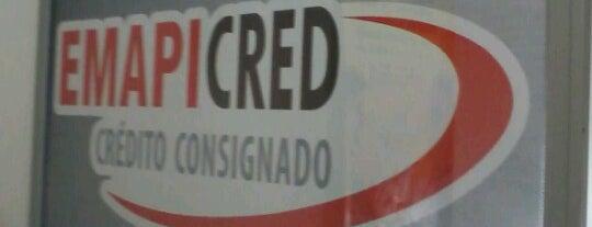 EmapiCred - Crédito Consignado is one of Derek 님이 저장한 장소.