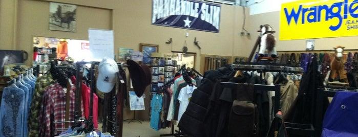 Ballards Western Wear is one of California.
